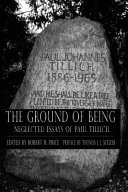 Ground of Being