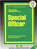 Special Officer