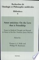 Amor Amicitiae