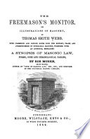 The freemason s monitor