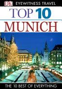 DK Eyewitness Top 10 Travel Guide  Munich