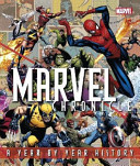 Marvel Chronicle book