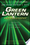 Ebook Green Lantern and Philosophy Epub Jane Dryden,Mark D. White Apps Read Mobile