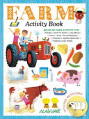 Farm Activity Book : of enjoyable activities, including join the...