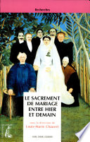 download ebook le sacrement de mariage entre hier et demain pdf epub