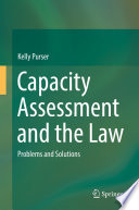 Capacity Assessment And The Law
