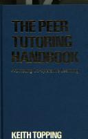 The Peer Tutoring Handbook