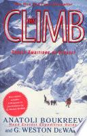 The Climb by Anatoli Boukreev