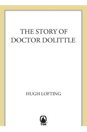 The Story of Dr. Dolittle - ISBN:9781466804043