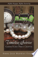 Timeless Service In Gamma Sigma Omega Chapter