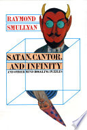 Satan  Cantor  And Infinity And Other Mind bogglin