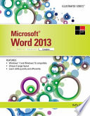Microsoft Word 2013  Illustrated Complete