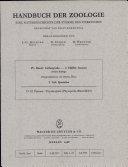 Handbuch der Zoologie / Handbook of Zoology Band 4: Arthropoda 2. Hälfte: Insecta Lfg 5: Thysanoptera (Physopoda, Blasenfüsser)