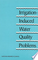 Irrigation-Induced Water Quality Problems