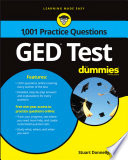 1 001 GED Practice Questions For Dummies
