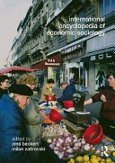 International Encyclopedia of Economic Sociology