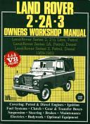 Land Rover 2 2a 3