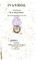 Ivanhoé  n°158