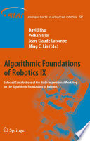 Algorithmic Foundations of Robotics IX