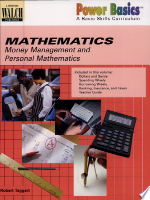 Money Management and Personal Mathematics - ISBN:9780825141805