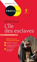 Profil - Marivaux, L'Île des esclaves