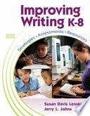 Improving Writing