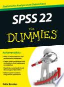 SPSS 22 f  r Dummies