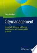 Citymanagement