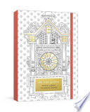 The Time Garden Week At a Glance Coloring Diary