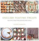 English Teatime Treats