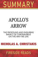 Book Summary of Apollo s Arrow
