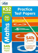 Maths Practice Test Papers, Age 7-11