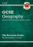 New Grade 9 1 GCSE Geography Edexcel B  Investigating Geographical Issues   Revision Guide