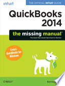 QuickBooks 2014  The Missing Manual
