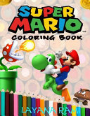 Super Mario Coloring Book