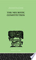 The Neurotic Constitution