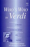 Who s who in Verdi