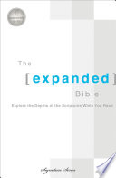 The Expanded Bible  eBook