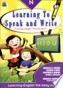 Learning to Speak and Write N  2004 Ed