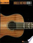 Hal Leonard Ukulele Method Book 1  Music Instruction