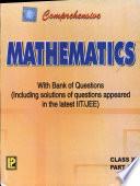 Comprehensive Mathematics Xi book