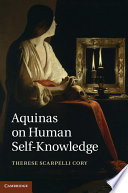 Aquinas On Human Self Knowledge