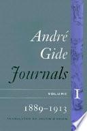 Journals 1889 1913