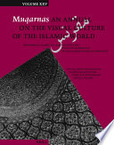 Muqarnas  Volume 25