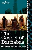 download ebook the gospel of barnabas pdf epub