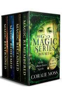 The Magic Series: Box Set 1 of the Calliope Jones novels Book