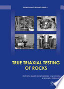 True Triaxial Testing of Rocks
