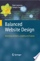 Balanced Website Design