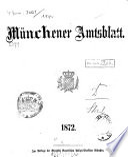 Münchener Amtsblatt