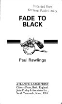 Ebook Fade to black Epub Paul Rawlings Apps Read Mobile